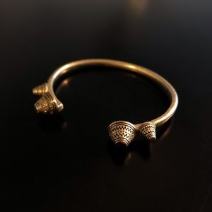 Madewell Gold Bangle